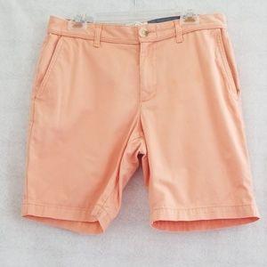 Original Penguin  men's peach shorts